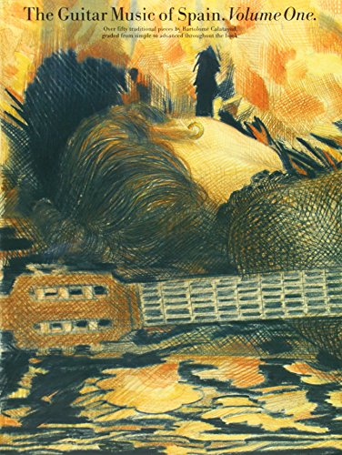 The guitar music of spain volume 1 (Classical Guitar Series)