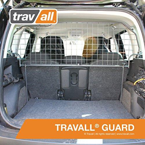 Travall® Guard Hundegitter TDG1248 - Maßgeschneidertes Trenngitter in Original Qualität
