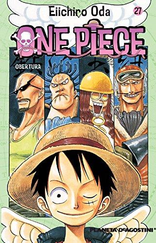 One Piece nº 27: Obertura (Manga Shonen) por Eiichiro Oda