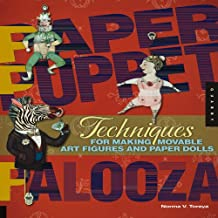 Paper Puppet Palooza: Moveable Art Figures to Surprise and Delight