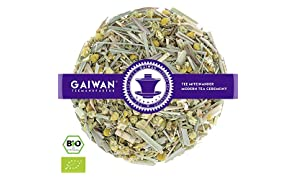 """Núm. 1293: Té de hierbas orgánico """"Hierbas de los niños"""" - hojas sueltas ecológico - 250 g - GAIWAN® GERMANY - semillas de hinojo, limoncillo, granos de anís, manzanilla, raíz de regaliz"""