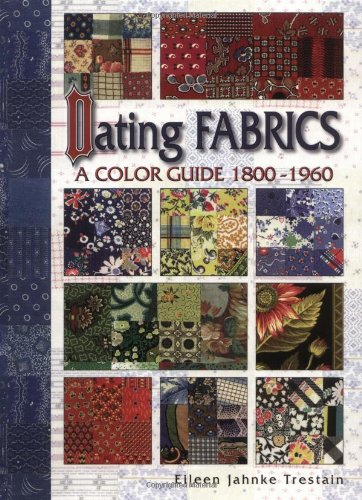 Dating Fabrics - A Color Guide - (1960 Kostüme Zu)