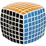 V-Cube 7 x 7 x 7 Rompecabezas de Cubo de Velocidad giratoria, Multicolor (Compudid 003)