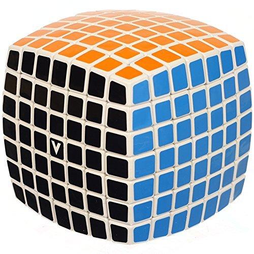 V-Cube- 7 x 7 x 7 Rompecabezas Cubo Velocidad giratoria