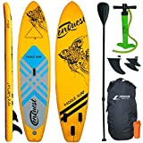 Springer Marine Tec Stand up Paddle Board Conquest 320 Gelb