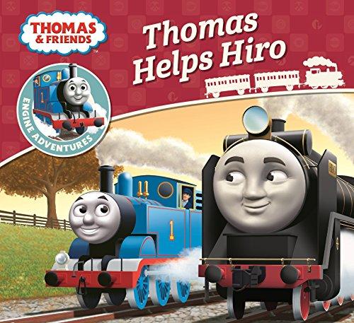 Thomas & Friends: Thomas Helps Hiro (Thomas Engine Adventures) por Thomas & Friends