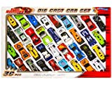 Die Cast F1 Racing Cars Vehicle Play Set Toy Car Childrens Boys Set of 8/10/36 or Play Mat (36 Cars)