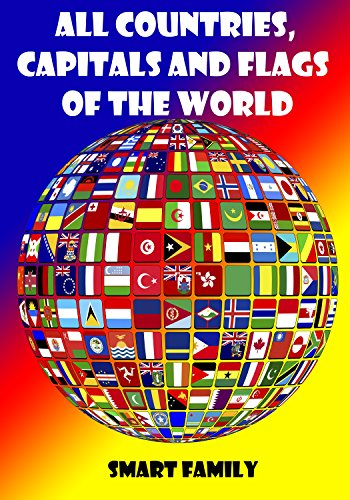 Map 8 Capitals Of Canada.All Countries Capitals And Flags Of The World 2019 Ebook Smart