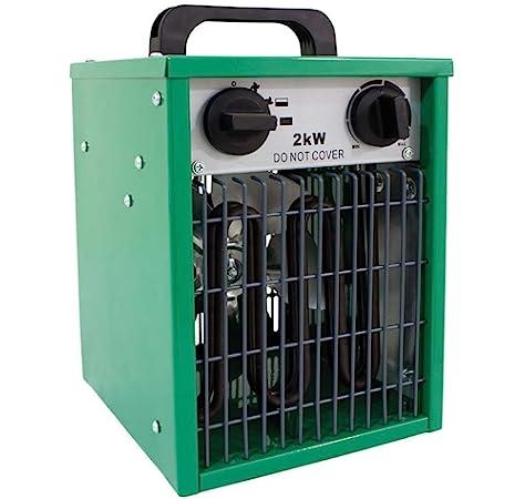 Apollo Electric Greenhouse Heater 2kw