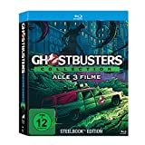 Ghostbusters Collection (PopArt SteelBook Edition 1-3) [Blu-ray]