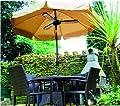 Prem-I-Air Terrassenheizung, 2000W Halogen Quarz, klappbar von PREM-I-AIR bei Gartenmöbel von Du und Dein Garten