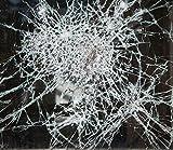 Splitterschutz Folie Transparent 4 mil 152cm breit Transparent Einbruchshemmend 10€/m² (1m x152cm breit)