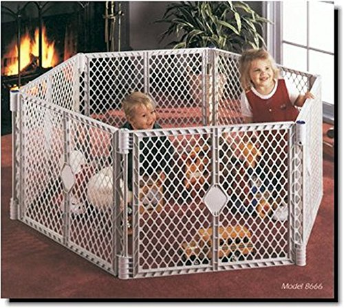 north-states-superyard-xt-baby-pet-gate-play-yard-by-north-states-industries