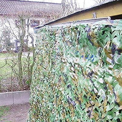 LFS Tarnnetz Sichtschutz Sonnenschutz, 2 x 3 M von LFS auf Gartenmöbel von Du und Dein Garten