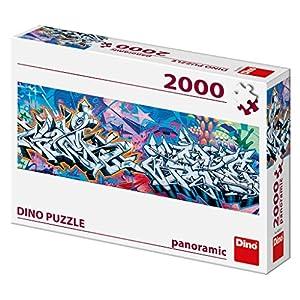 Dino Toys Dino Toys562011 Graffiti Puzzle