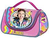 KARACTERMANIA Soy Luna Smile Bolsa de Aseo, 20 cm, Rosa