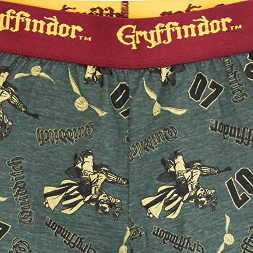 Harry Potter Boys Harry Potter Pyjamas Quidditch Ages 4 To