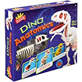 POOF-Slinky 012000 Slinky Science Anatomic T-Rex Dinosaur Model Kit by Slinky Science TOY (English Manual)