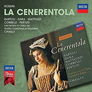 """Rossinni : La Cenerentola (""""Cendrillon"""")"""