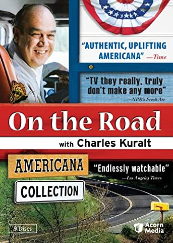 On The Road: Americana Collection (9pc) / (Box) [DVD] [Region 1] [NTSC] [US Import]