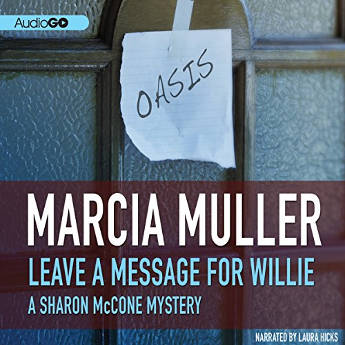 Leave a Message for Willie  Audiolibri