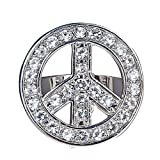 PARTY DISCOUNT Neu Ring, Strass, Peace & Love