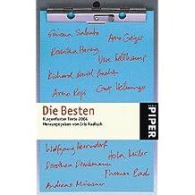 Die Besten 2004. Klagenfurter Texte