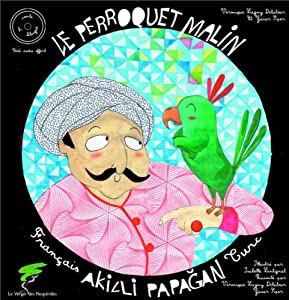 "Afficher ""Le perroquet malin"""