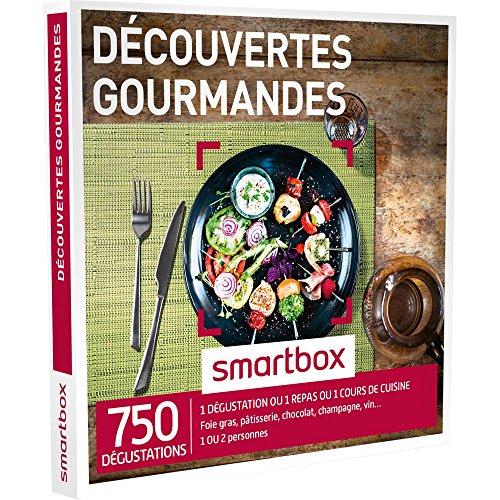 SMARTBOX - DÉCOUVERTES GOURMANDES