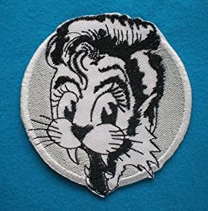 STRAY CATS American Rockabilly Patch Iron on Sew Applique