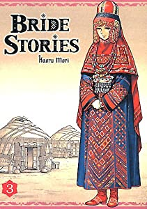 Bride Stories Edition simple Tome 3
