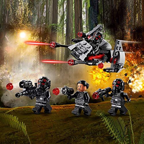 LEGO Star Wars - Pack de combat de l'Escouade Inferno  - 75226 - Jeu de construction