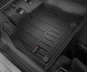 Velours Fußmatten // Autoteppich 2016 - ... - EXTRA Toyota C-HR