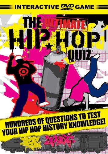 The Ultimate Hip Hop Quiz [Interactive DVD] [2007] [UK Import]