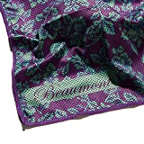 Beaumont bfs2525-vl non pelucheux Gris anthracite en bambou flûte écouvillon
