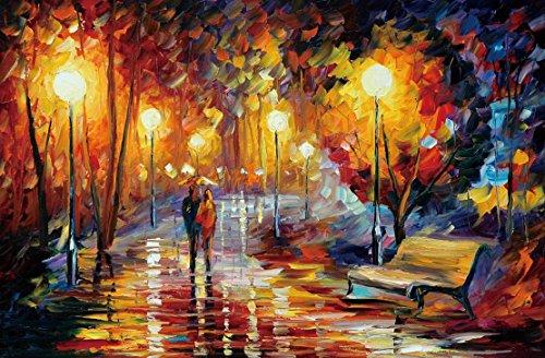 van-eyck-couple-walking-in-arboree-chemins-colore-couteau-a-palette-peinture-huile-de-lin-toile-mura