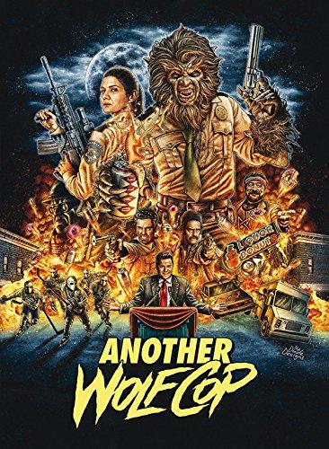 Another WolfCop - WolfCop2  - Mediabook - Limitierte Edition auf 333 Stück (+ DVD) [Blu-ray]