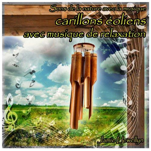 Sons de la nature avec la musique: carillons éoliens avec musique de relaxation