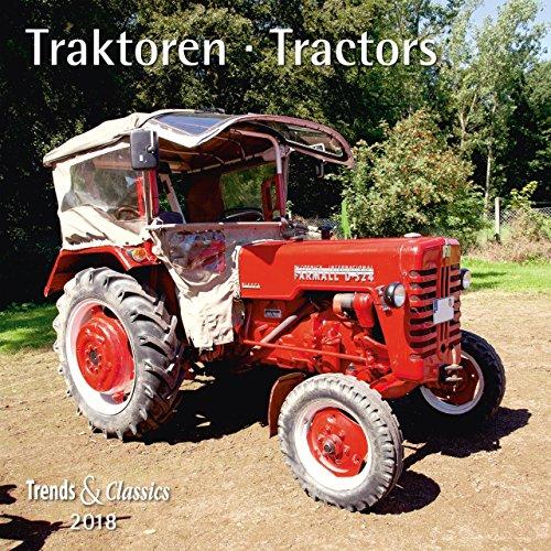 Farmall M Diesel (Traktoren - Kalender 2018 - DuMont-Verlag - Broschurkalender mit Poster und Platz zum Eintragen - 30 cm x 30 cm (offen 30 cm x 60 cm))