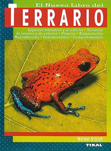 Terrario, Nuevo Libro Del