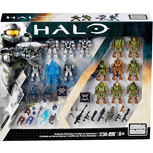 Mega Bloks Halo Tribute Pack - 236 Pieces [CNH01]