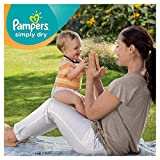 Pampers Simply Dry Gr.4 Maxi 7-18kg Jumbo Box, 2er Pack (2 x 74 Windeln) - 3