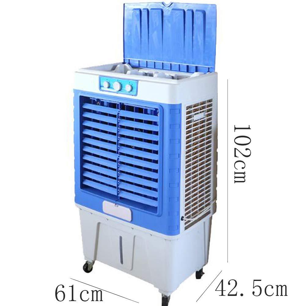 Y-LengF Tragbarer Lufterfrischer Mini-Luftkühler Luftkühler Klimaanlage   Lüfter Klimaanlage 3 Leistungsstufe 7…
