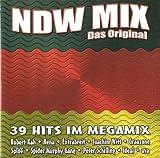 Neue Deutsche Welle Nonstop-Megamix (Compilation CD, 39 Tracks)