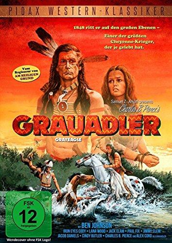 Bild von Grauadler (Grayeagle) - Westernabenteuer vom Regisseur von AM HEILIGEN GRUND (Pidax Western-Klassiker)