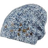 Barts Unisex Baby Hut Fly Beanie, Blau (Blu Con Applicazioni Di Metallo A Forma Di Farfalla), UNI