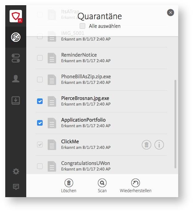 Avira Antivirus Plus Software Edition 2018 / Sicheres Virenschutzprogramm (Jahres-Abonnement) für 2 Geräte / Download für Windows (7, 8, 8.1, 10) und Mac [Online Code] - 11