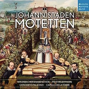 Johann Staden:Motetten [Import allemand]