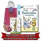 Geburtstagsgeschenk-fr-Mdchen-ab-4-Mein-Wisch-und-weg-Buch-Erste-Buchstaben-kennenlernen