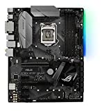 Asus STRIX H270F GAMING - Placa base para gaming (4 x PCIe 3.0, SupremeFx sonido, 6 x SATA III, 2 x USB 3.1, LGA 1151, Intel HD Graphics, 4 x DDR4)